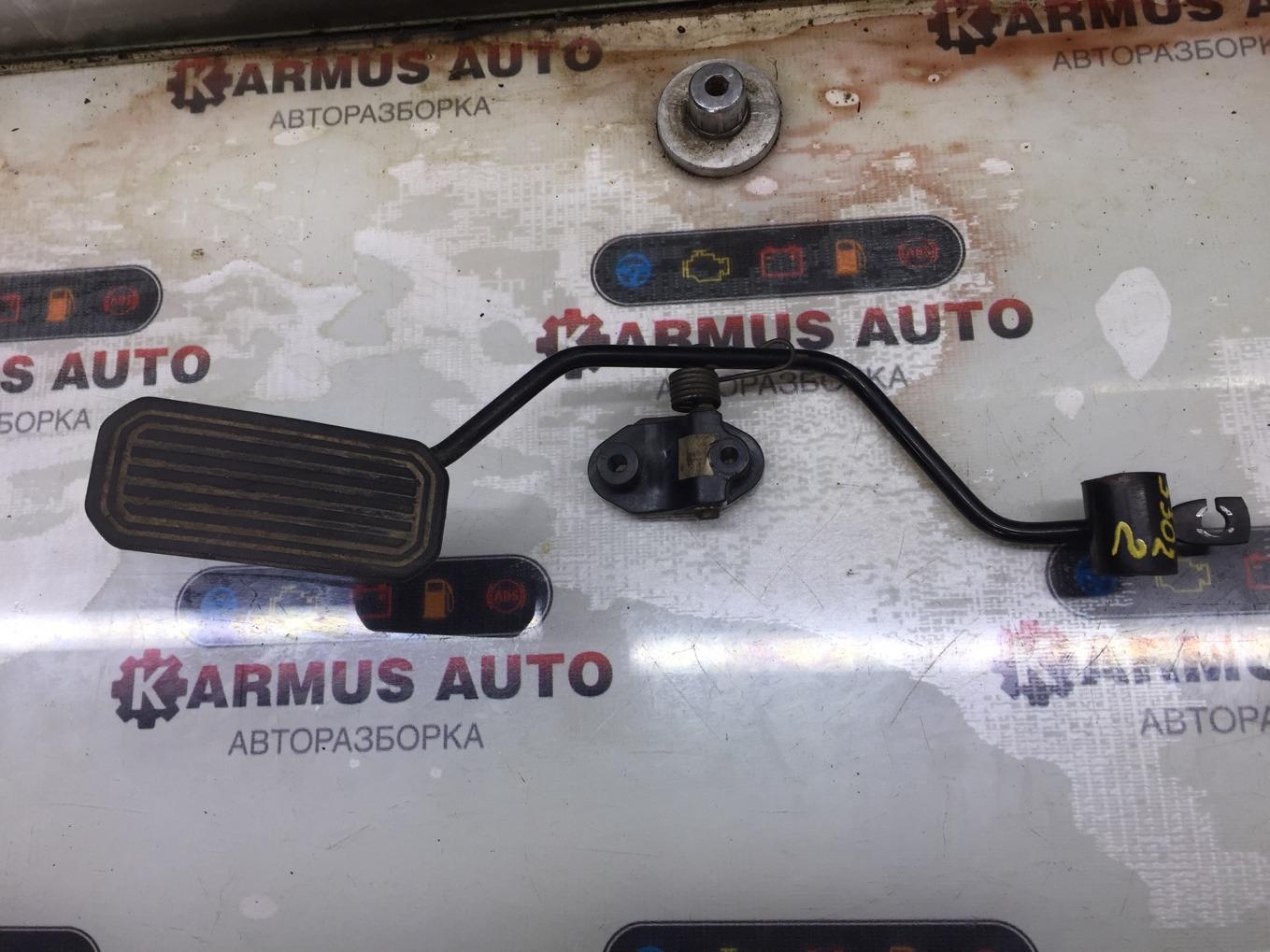 Педаль акселератора Toyota Corona AT170 5AFE 1990
