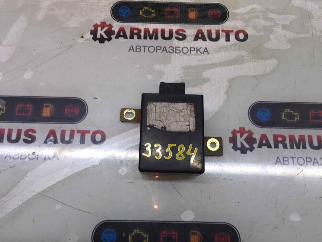 Блок управления 4wd Mitsubishi Pajero V44W 4D56