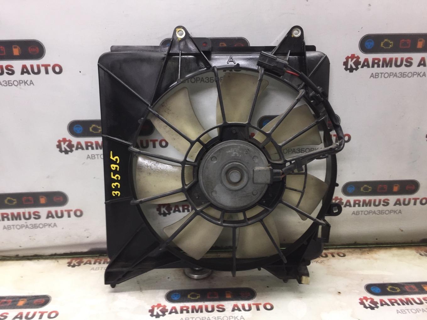 Диффузор радиатора Honda Fit GE6 L15A правый