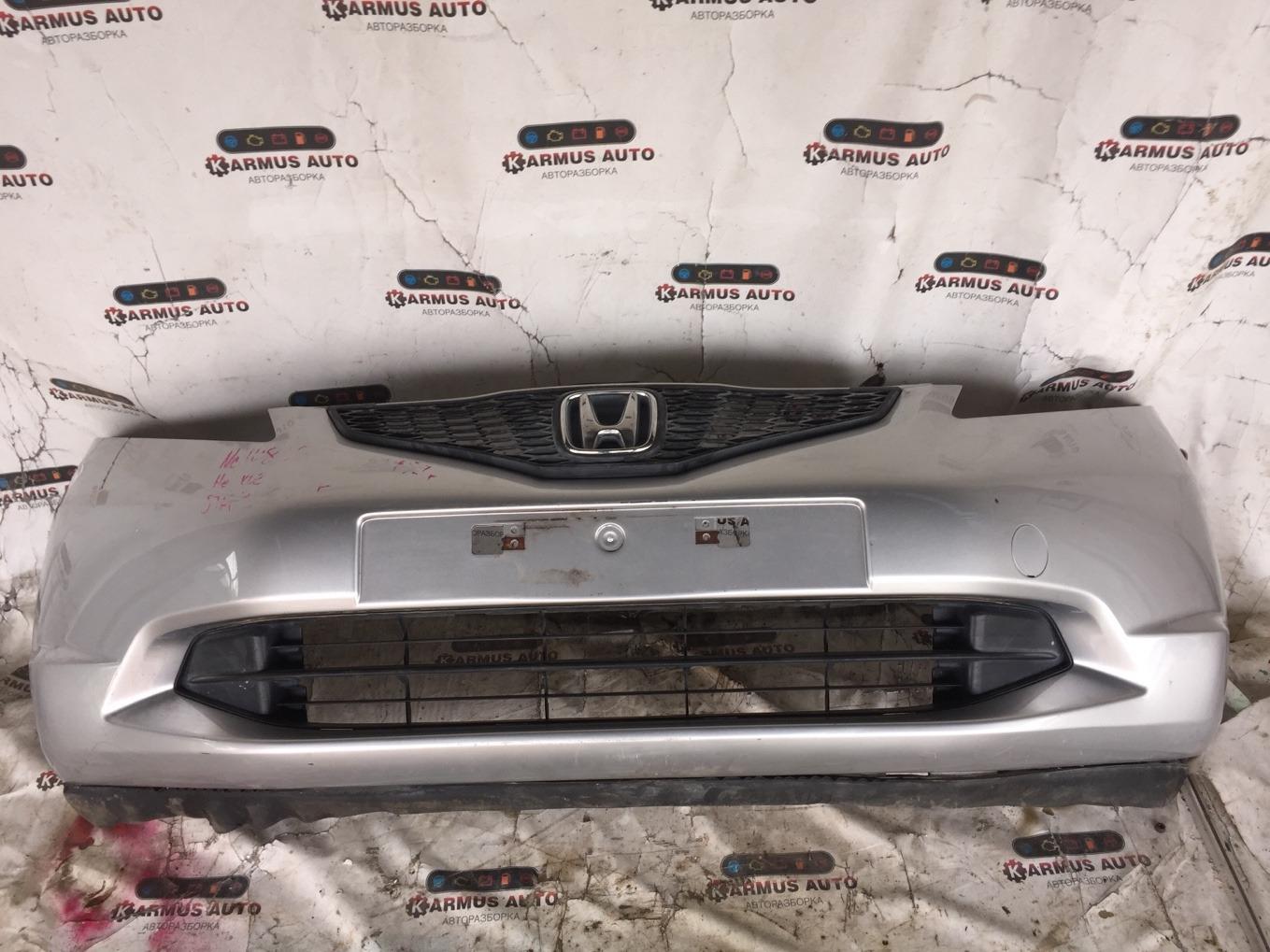 Бампер Honda Fit GE6 L15A передний