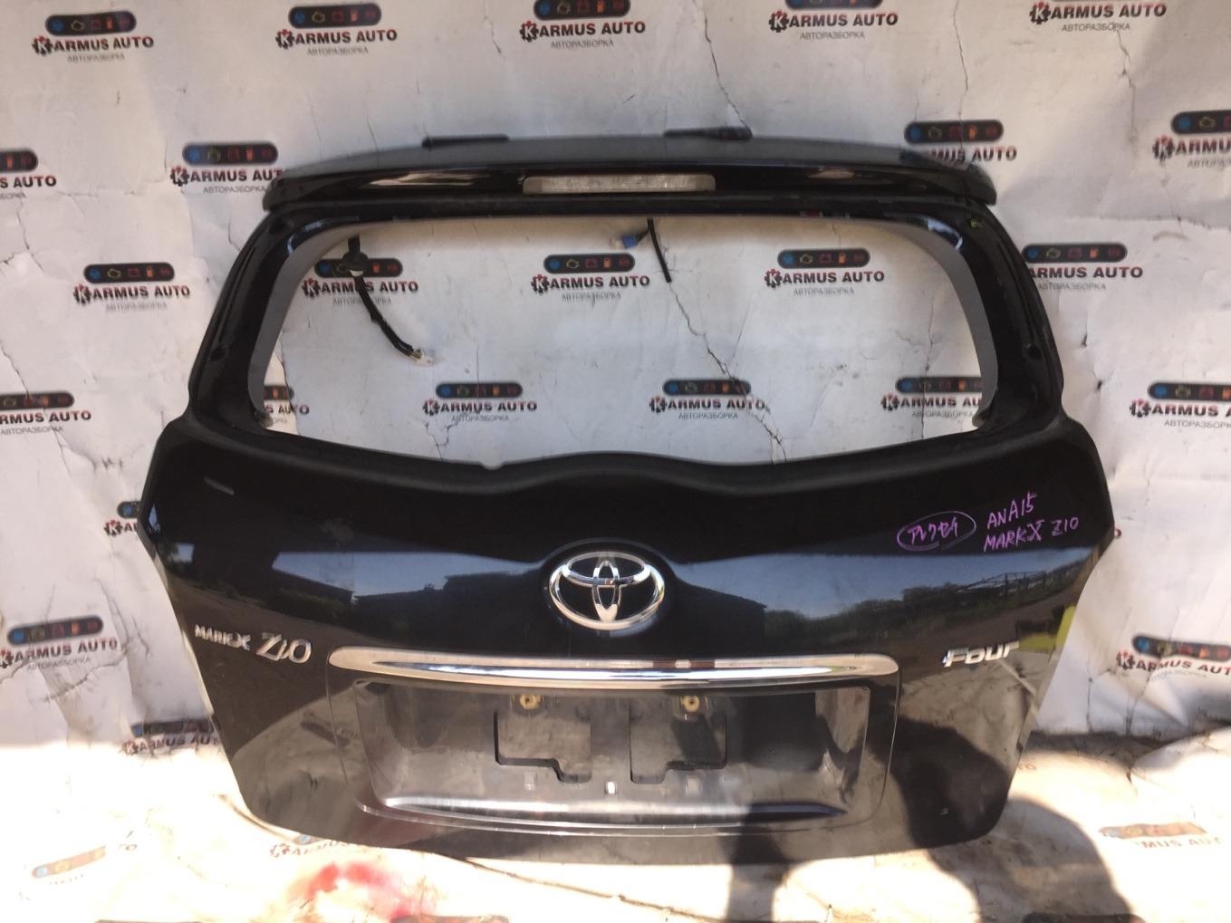 Дверь багажника Toyota Mark X Zio ANA15 2AZFE