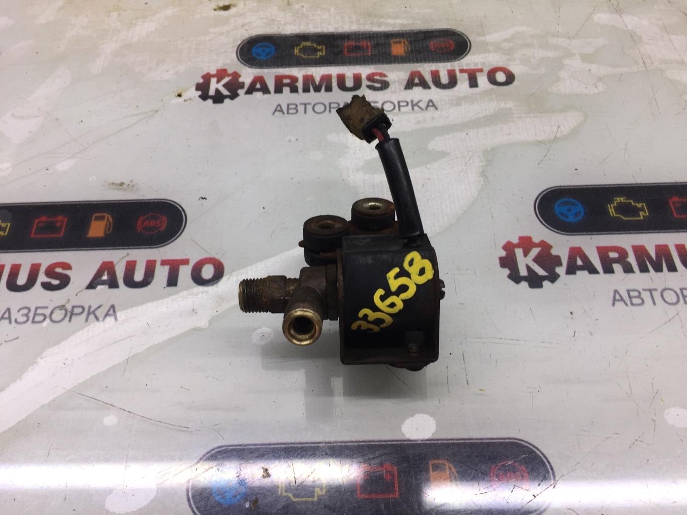 Клапан печки Mitsubishi Pajero V44W 4D56 задний