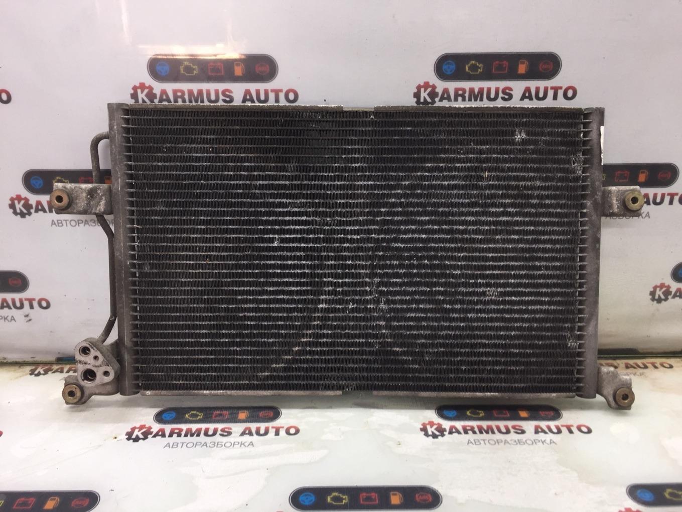 Радиатор кондиционера Mitsubishi Delica PB5W 4D56