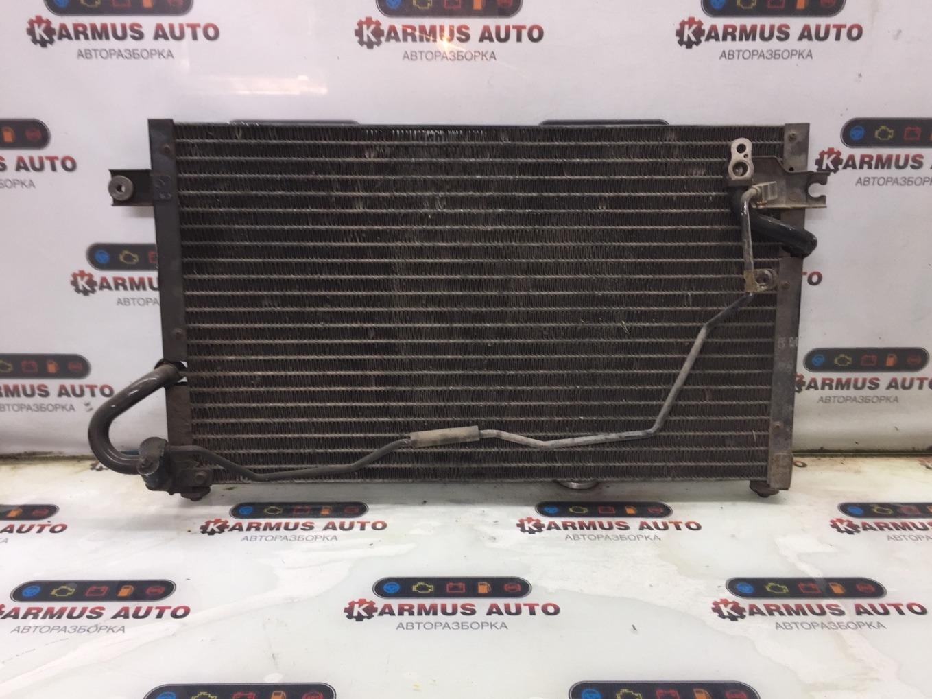 Радиатор кондиционера Mitsubishi Pajero V44W 4D56