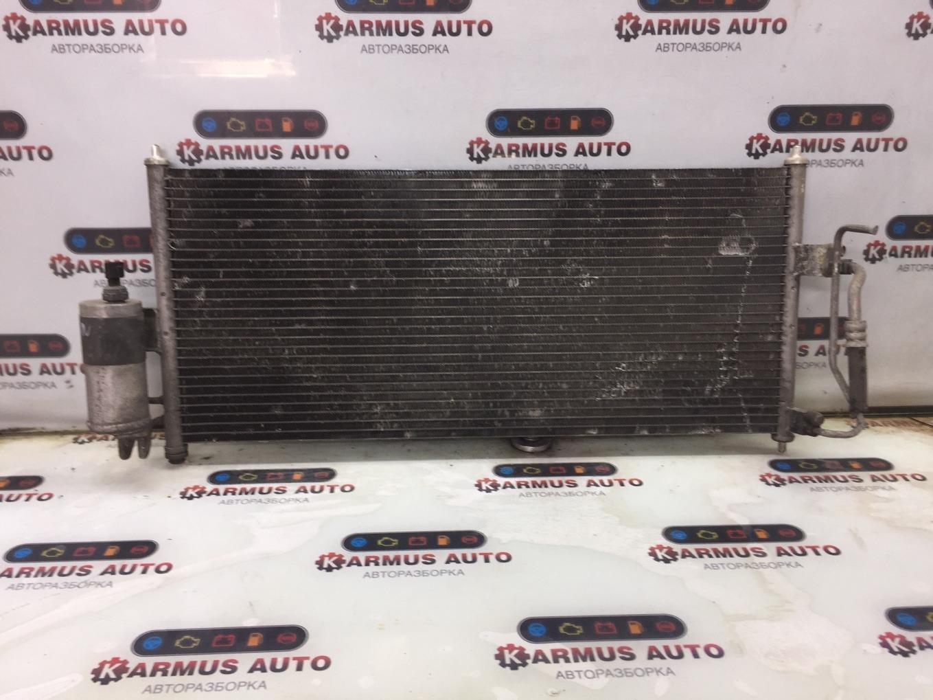Радиатор кондиционера Nissan Bluebird Sylphy FG10 QG15DE