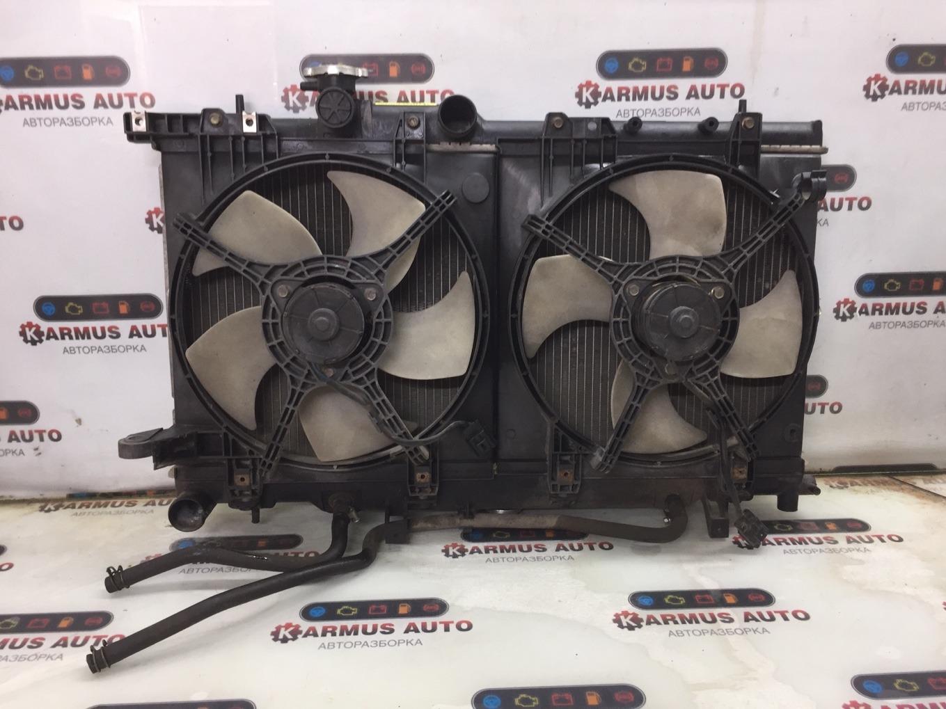Радиатор охлаждения двигателя Subaru Legacy BE5 EJ208