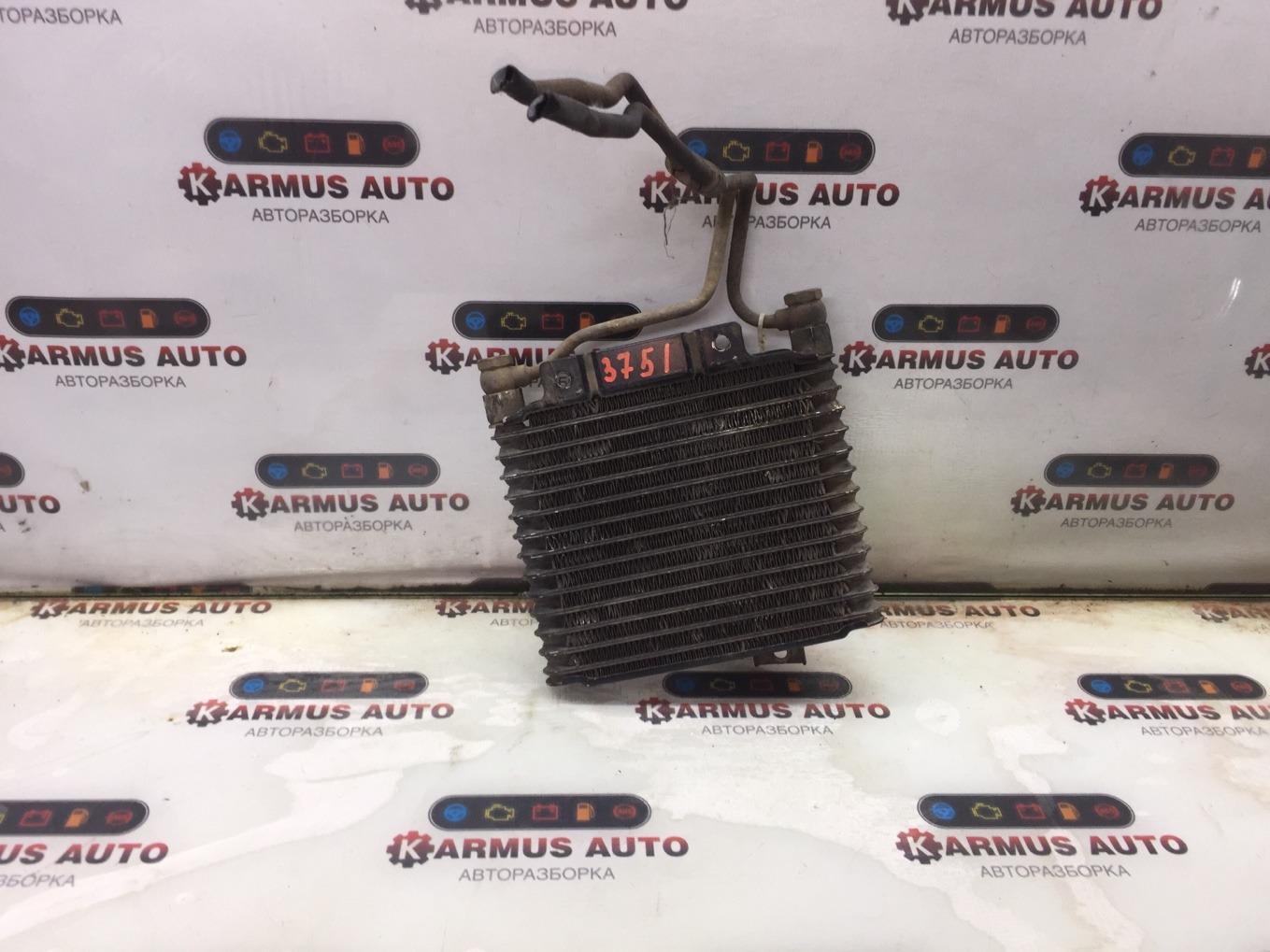 Радиатор масляный Mitsubishi Pajero V44W 4D56