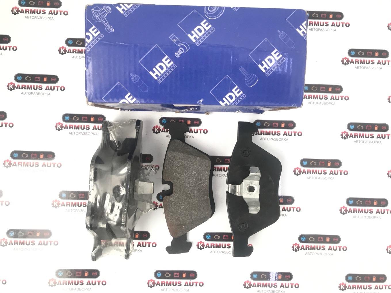 Колодки тормозные Bmw 5-Series E60 M47TU2D20 передние