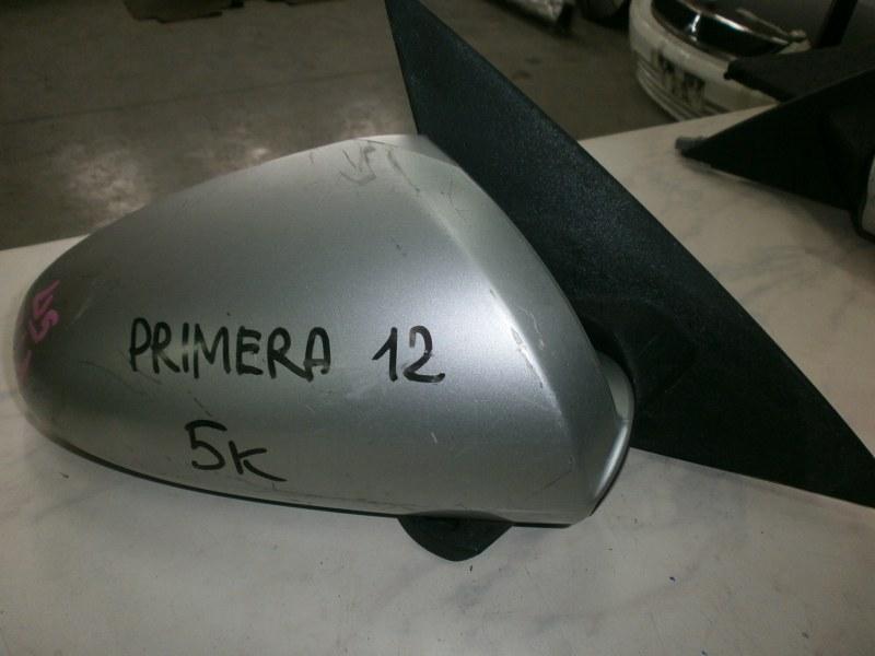 Зеркало Nissan Primera HP12, RP12, TNP12, TP12, QP12,WHP12, WRP12, WTNP12, WTP12, P12 QR20 2003 правое