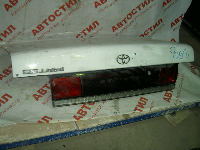Крышка багажника Toyota Sprinter AE100, AE101, AE104, EE101, CE100, CE104 5A 1994