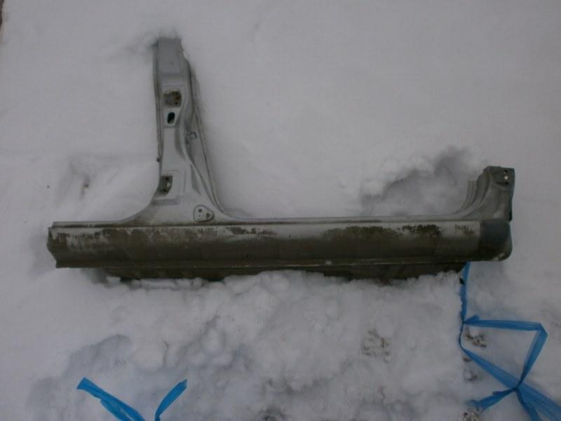 Порог Mazda Demio DW3W, DW5W 2000 правый