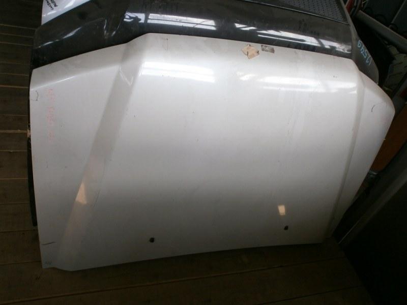Капот Mitsubishi Pajero Io H62W, H67W, H72W, H76W, H77W 2005