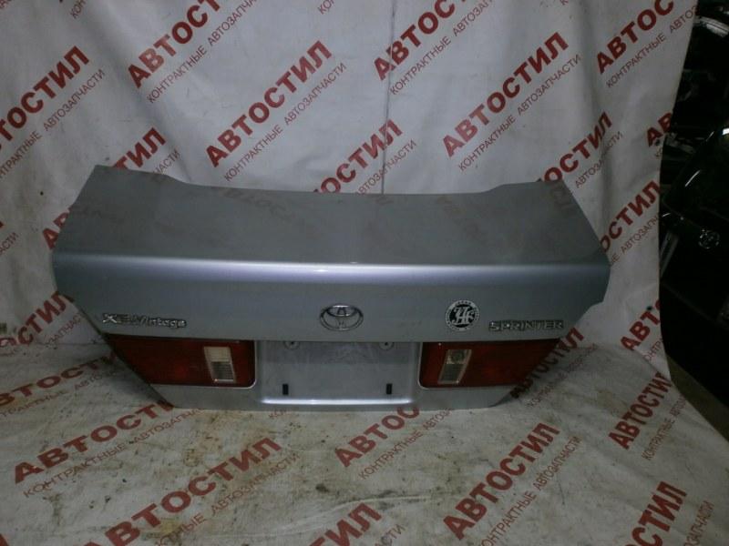 Крышка багажника Toyota Sprinter AE110, AE111, AE114, EE111, CE110, CE114, CE113, CE116 1999