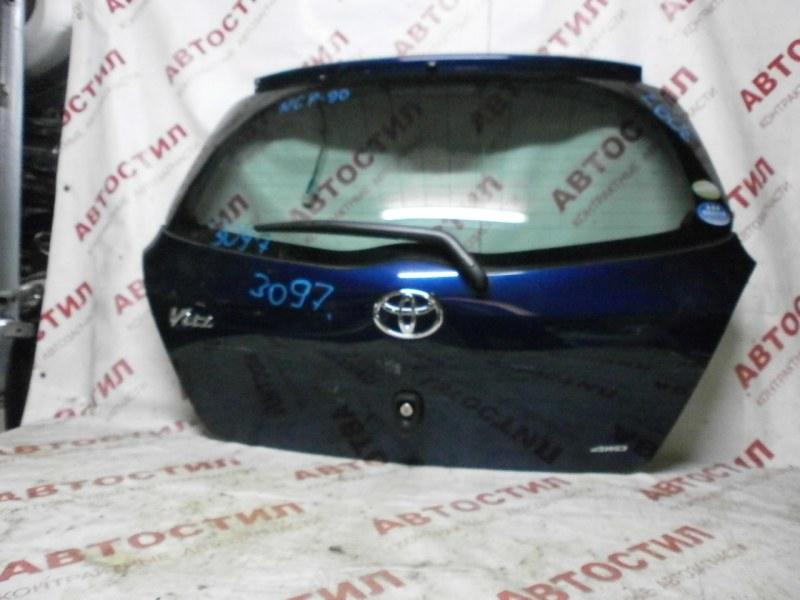 Дверь задняя Toyota Vitz NCP95, KSP90, NCP91, SCP90