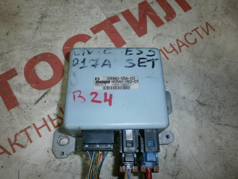 Блок управления рулевой рейкой Honda Civic EU, ES