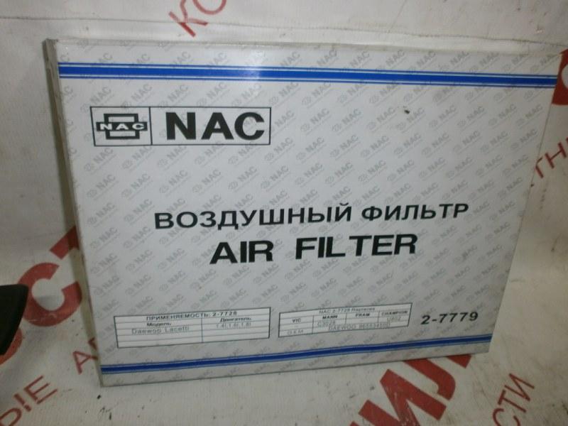 Фильтр воздушный Chevrolet Lacetti J200