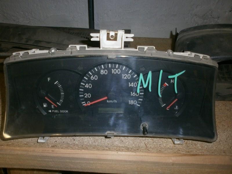Панель приборов Toyota Corolla CE121