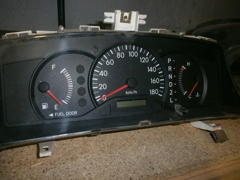 Панель приборов Toyota Spacio NZE121N, ZZE122N, ZZE124N
