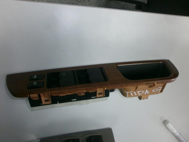 Блок упр. стеклоподьемниками Nissan Tiida C11, JC11, NC11,SJC11, SC11, SNC11
