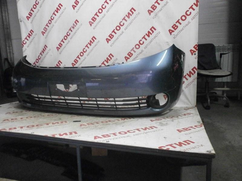 Бампер Toyota Isis ZNM10G, ZNM10W, ANM10G, ANM10W, ANM15G, ANM15W,ZGM10G, ZGM10W, ZGM11G, ZGM11W, ZGM15G, ZGM15W 1AZ передний