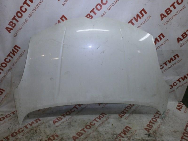 Капот Nissan Note ZE11, E11, NE11 HR15 2005
