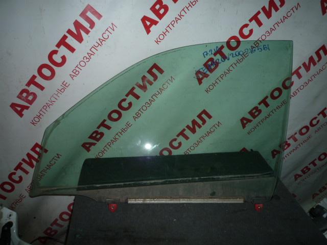 Стекло двери Toyota Rav4 ACA20W, ACA21W, ZCA25W, ZCA26W переднее левое