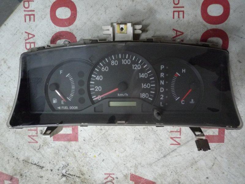 Спидометр Toyota Corolla CE121, NZE120, NZE121, NZE124, ZZE122, ZZE124 1NZ 2001