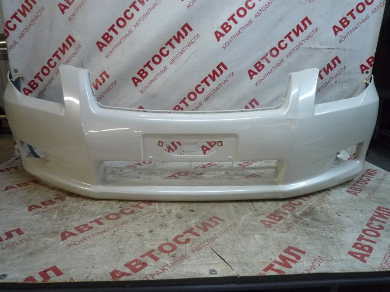 Бампер Toyota Corolla Axio NZE140, NZE141, NZE144, ZRE142, ZRE144 передний