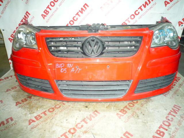Nose cut Volkswagen Polo 4 MK4 BUD 2005