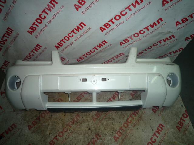 Бампер Nissan Xtrail PNT30, NT30, T30 2003 передний