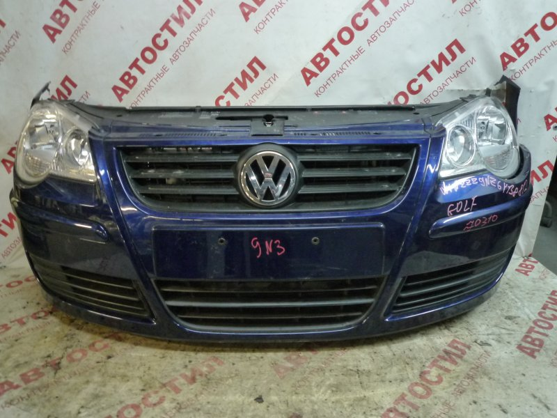 Nose cut Volkswagen Polo 4 MK4 BUD 2006