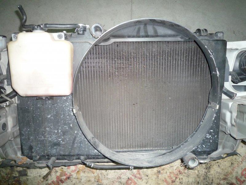 Радиатор основной Toyota Markii GX90 1G 1995