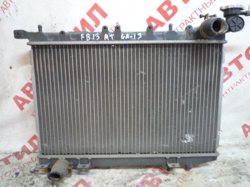 Радиатор основной Nissan Pulsar EN15, FN15, FNN15, HN15, JN15, SN15, SNN15 GA13 1999
