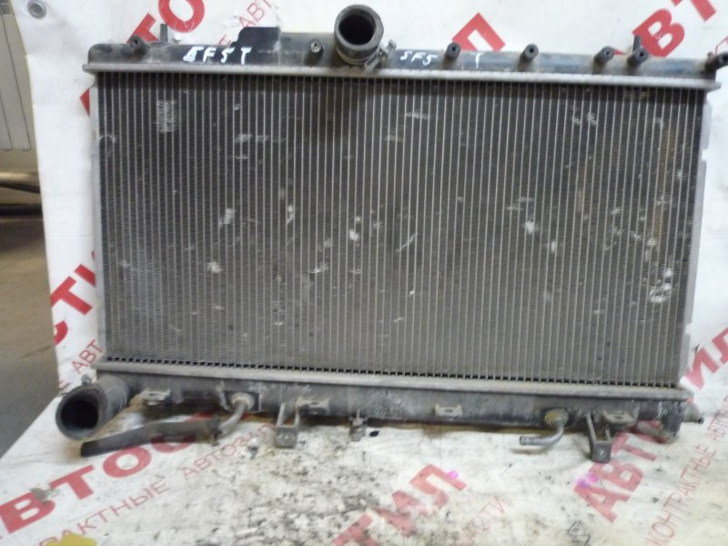 Радиатор основной Subaru Legacy BH5, BH9, BHC, BEE, BE5, BE9 EJ20 1998