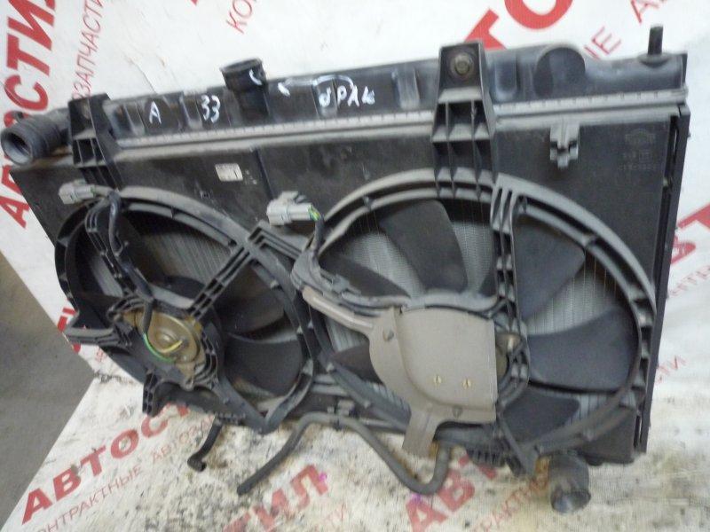 Радиатор основной Nissan Cefiro A33, PA33 VQ20 2001