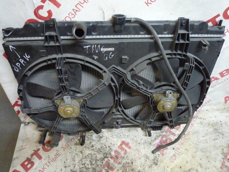 Радиатор основной Nissan Tino HV10, V10 QG18 2001