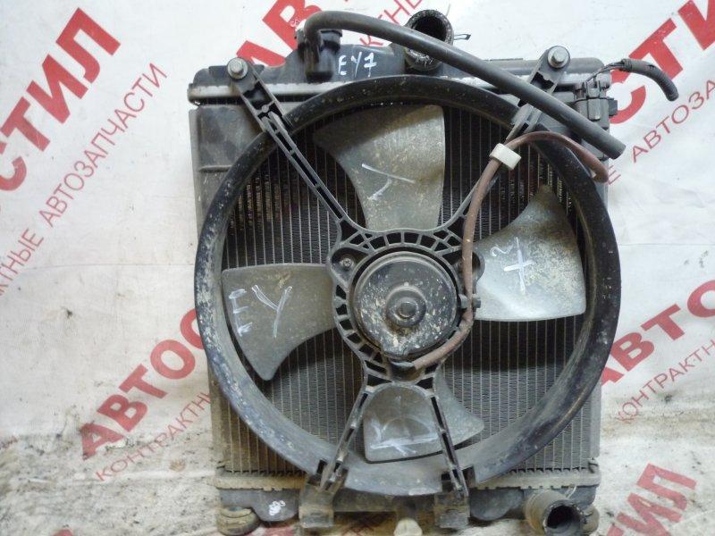 Радиатор основной Honda Partner EY6, EY7, EY8, EY9 D15B 2002