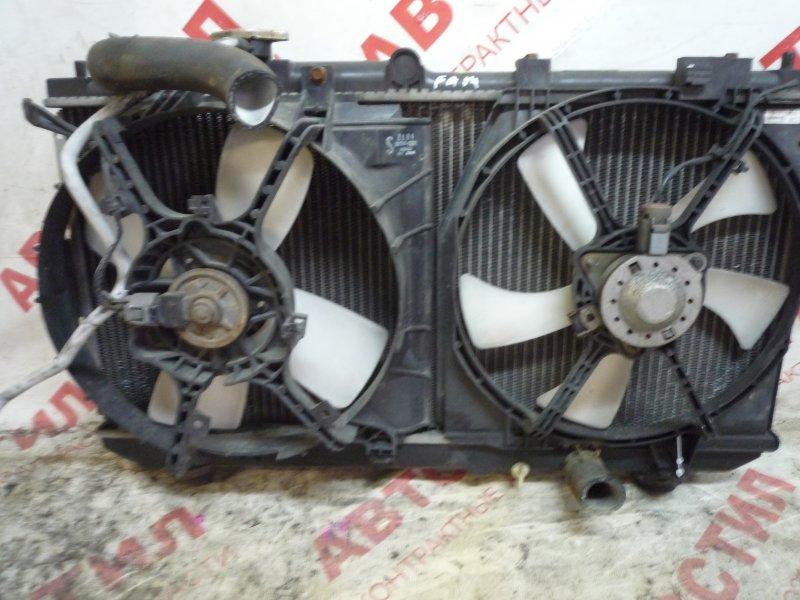 Радиатор основной Mazda Familia BJ3P, BJ5P, BJFP,BJEP,BJ5W, BJ8W, BJFW ZL 2001