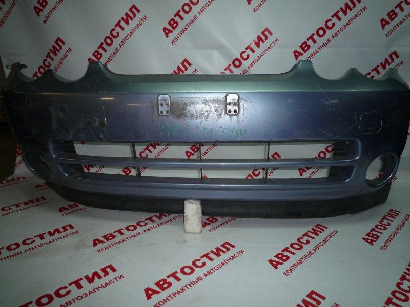 Бампер Honda Hrv GH1, GH2, GH3, GH4 D16A 2002 передний