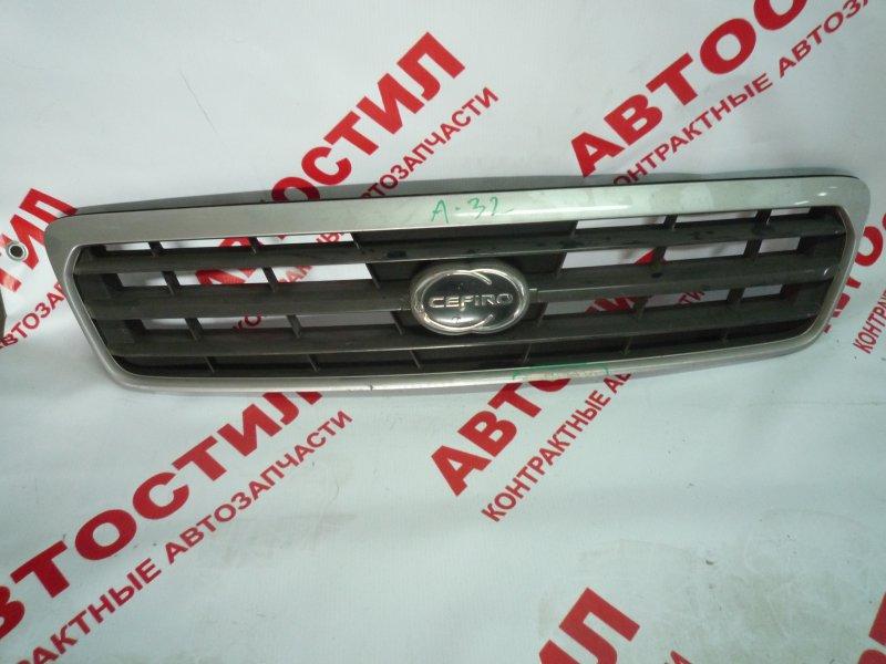 Решетка радиатора Nissan Cefiro A32, HA32, PA32,WA32, WHA32, WPA32 1997