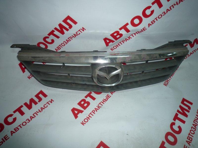 Решетка радиатора Mazda Capella GF8P, GFEP, GFER, GFFP,GW5R, GW8W, GWER, GWEW, GWFW FP 2001