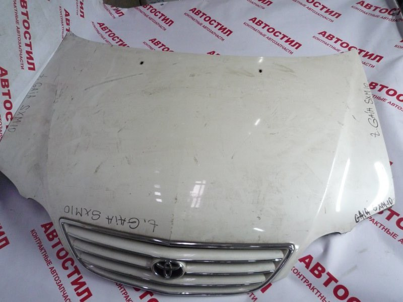 Капот Toyota Gaia SXM15G, CXM10G, ACM10G, ACM15G,SXM10G 1998