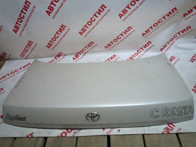 Крышка багажника Toyota Cresta GX90, JZX90, JZX91, JZX93, SX90, LX90