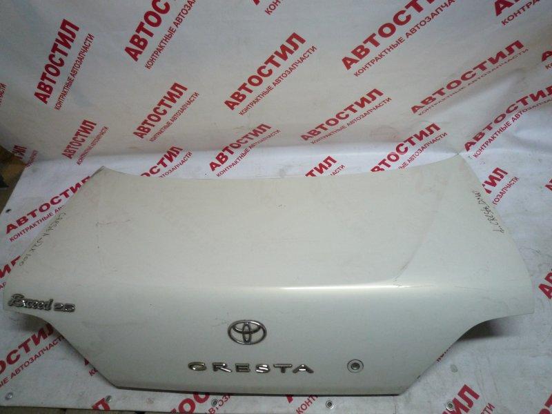 Крышка багажника Toyota Cresta GX100, GX105, JZX100, JZX101, JZX105, LX100