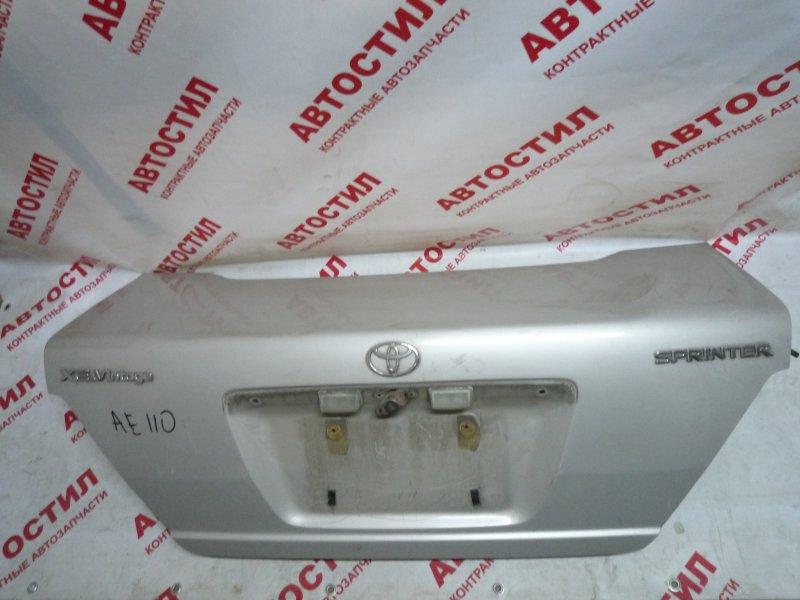 Крышка багажника Toyota Sprinter AE110, AE111, AE114, EE111, CE110, CE114, CE113, CE116