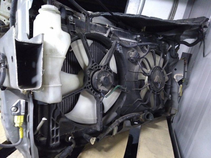 Радиатор основной Honda Airwave GJ1, GJ2 L15A 2005