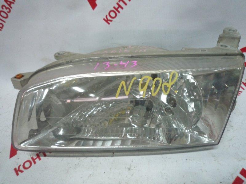 Фара Toyota Carib AE111G, AE114G, AE115G 2001 левая