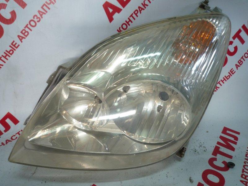 Фара Toyota Spacio NZE121N, ZZE122N, ZZE124N 2003 левая