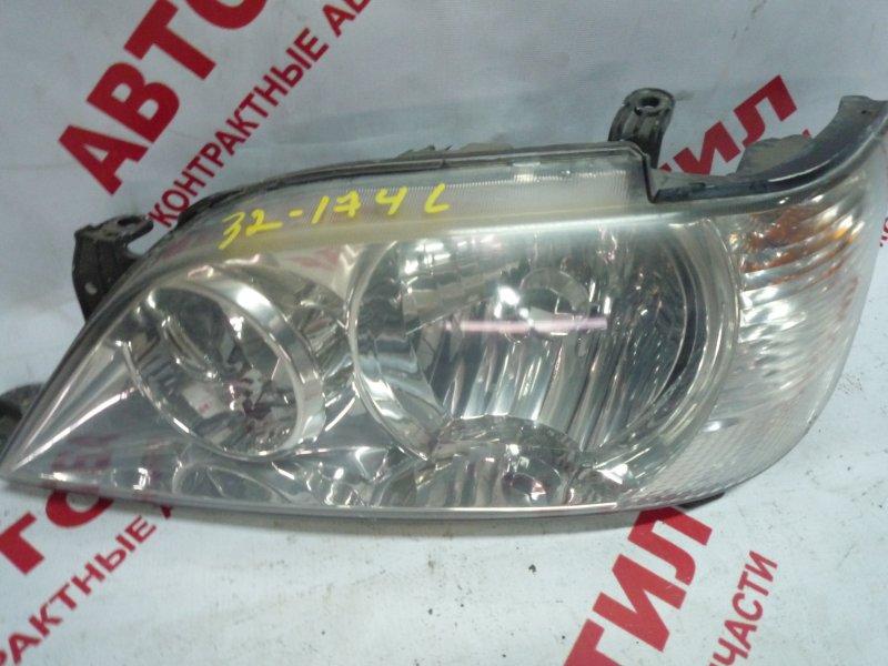 Фара Toyota Vista SV50, SV55, AZV50, AZV55, ZZV50,SV50G, SV55G, AZV50G, AZV55G, ZZV50G 2001 левая