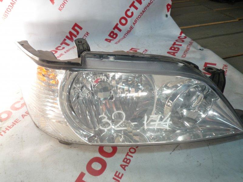 Фара Toyota Vista SV50, SV55, AZV50, AZV55, ZZV50,SV50G, SV55G, AZV50G, AZV55G, ZZV50G 2001 правая